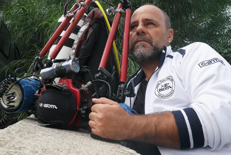 Corsi di fotografia subacquea Sicilia-Immersioni subacquee Milazzo-Blunauta Diving Center