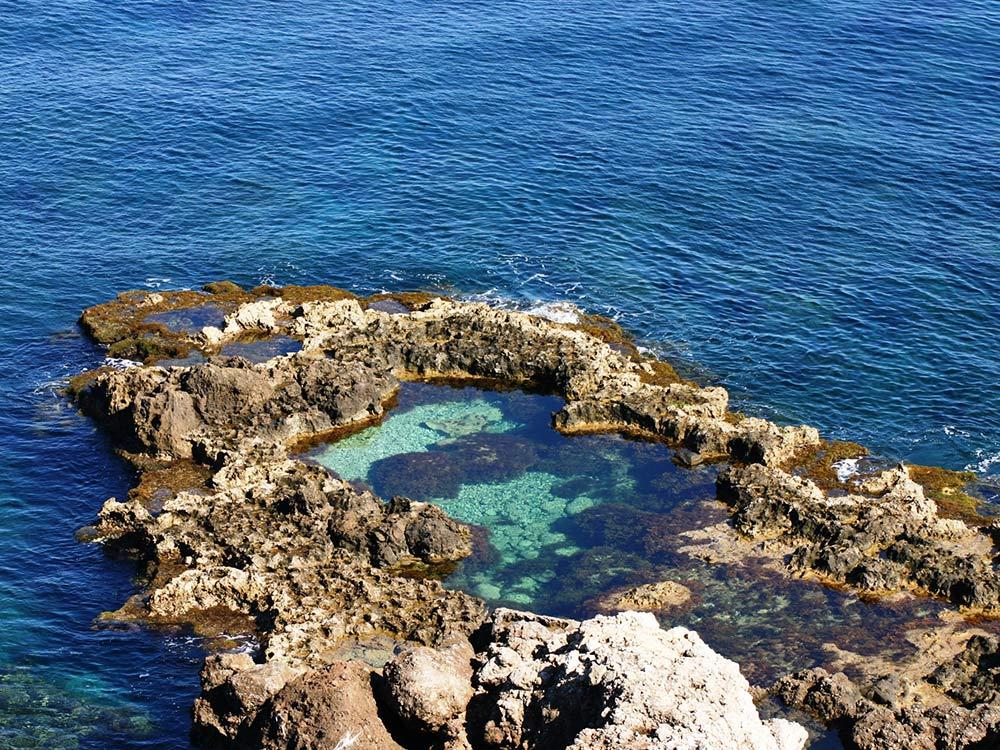 Escursioni Milazzo e Isole eolie terrestri e marine-Punta mazza-Blunauta Diving Center